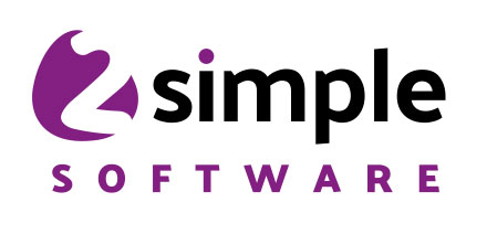 2 Simple Software Logo
